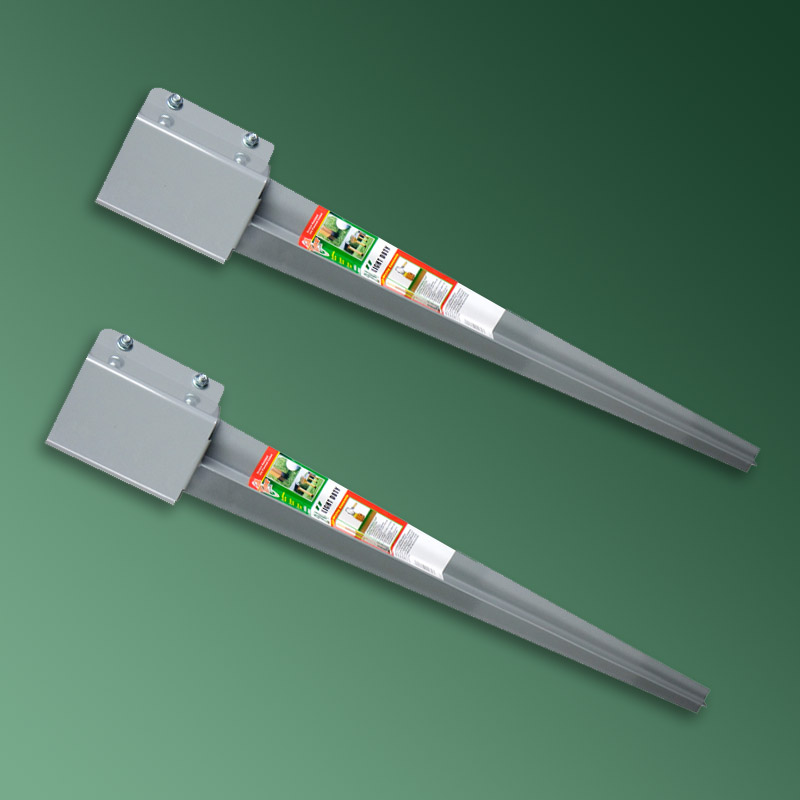 Set of Two Ground Master Posts