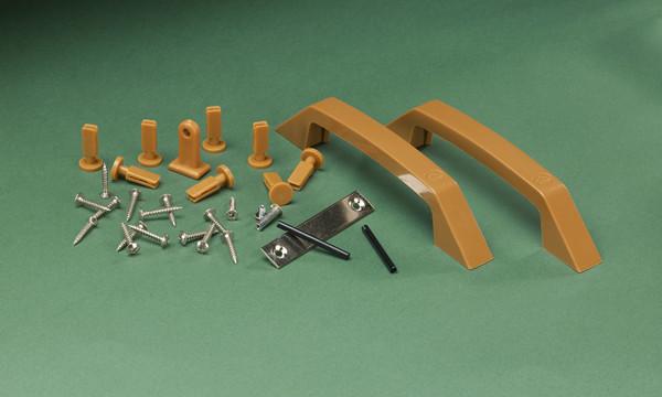 Via Folding Door Hardware Kit