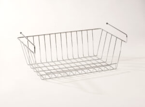 More Inside Large Wire Under Shelf Basket