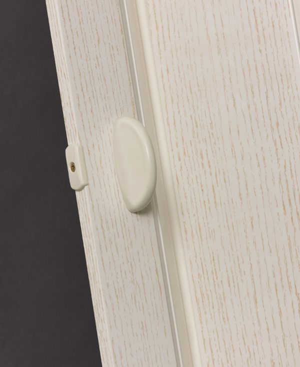 Echo White Ash Door Handle