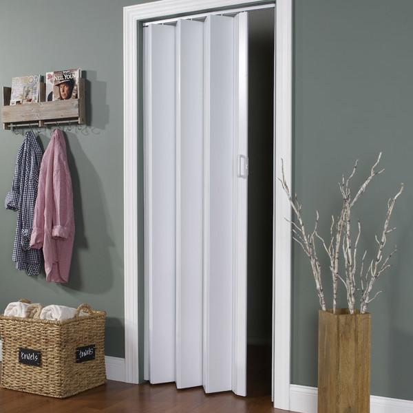 Encore Folding Door - White