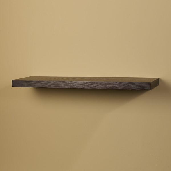 24 Inch Grandé Straight Wood Shelf