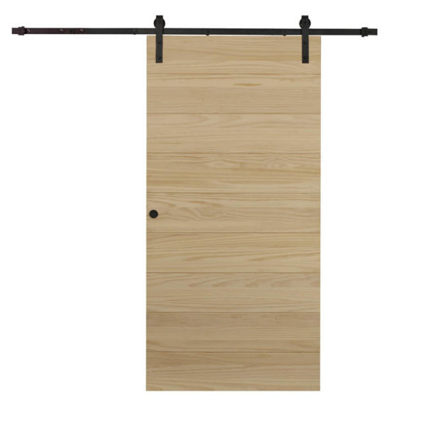 Horizontal Barn Door 42""