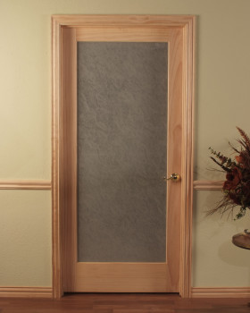 Single Opaque Prehung Passage Door