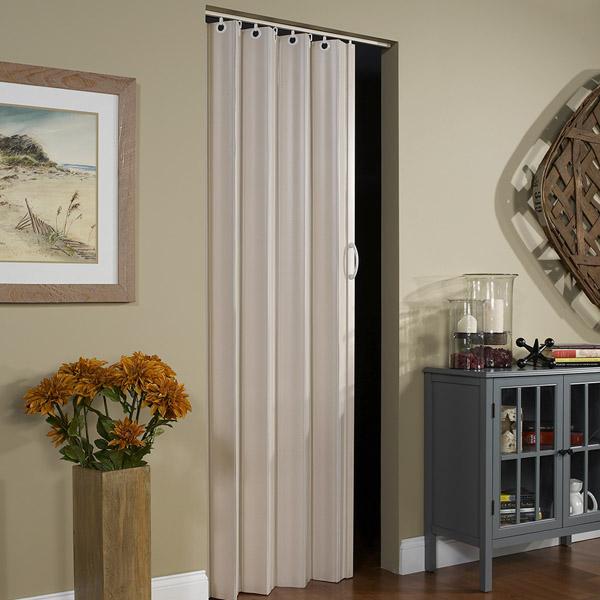 Nuevo Linen Door - Room Shot