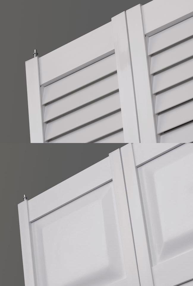 PVC Bifold Door Details
