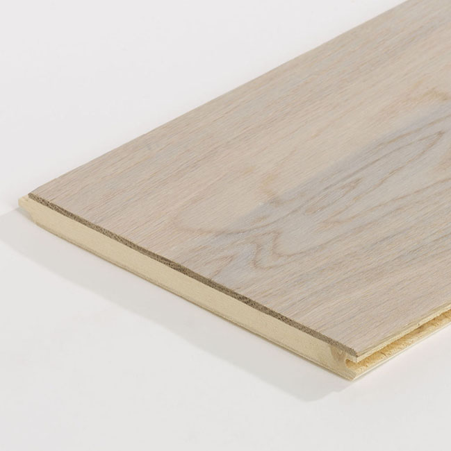 Arctic FSC Wood Flooring Detail