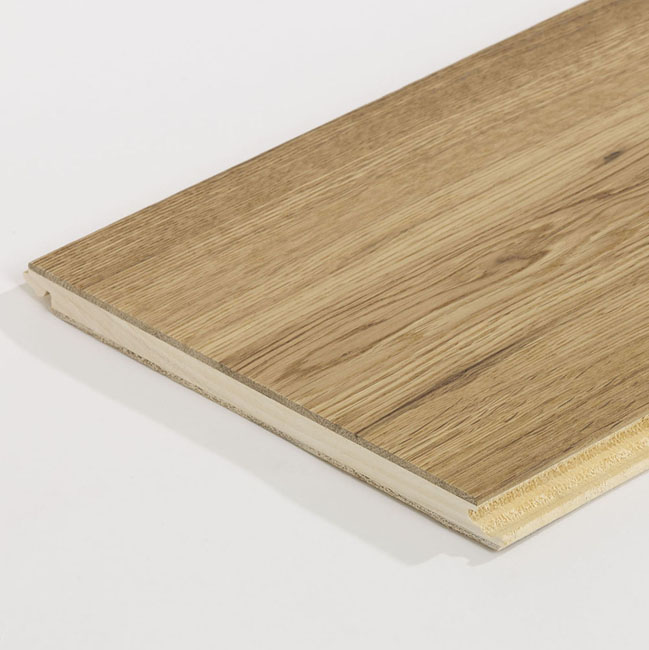 Wallis FSC Wood Flooring Detail