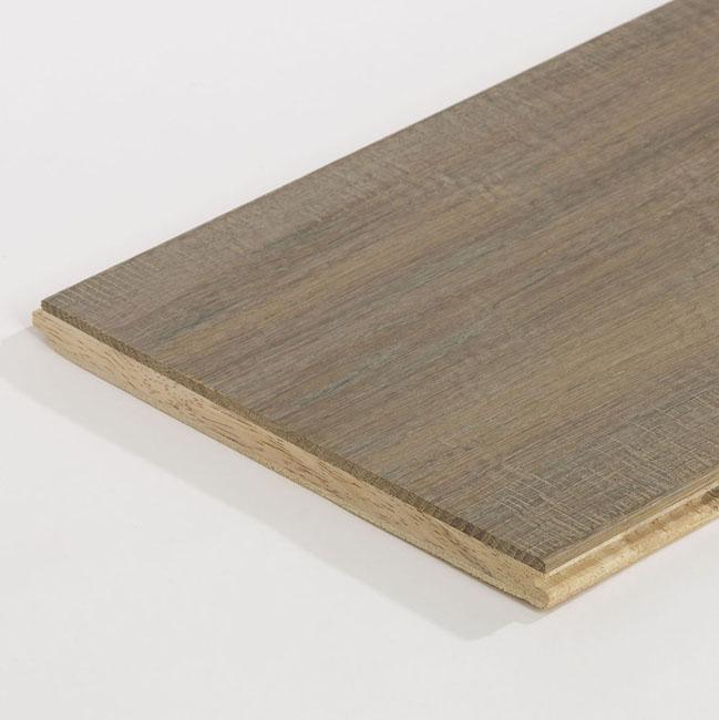 Nebraska Wood Flooring Detail