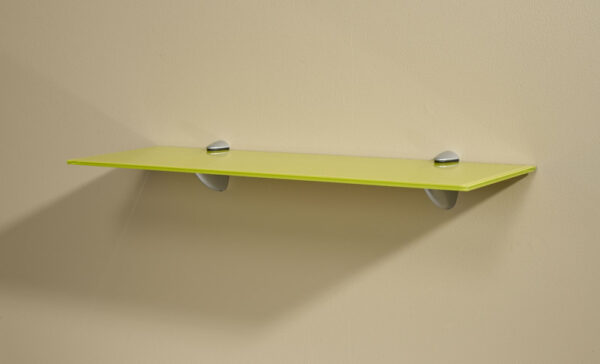 Yellow Glass Shelf Kit