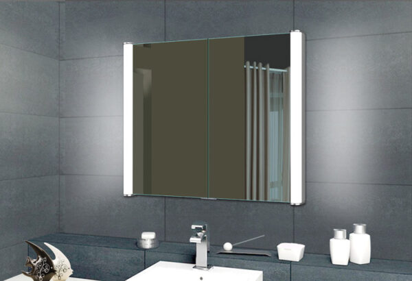 Ace LED Mirror Cabinet