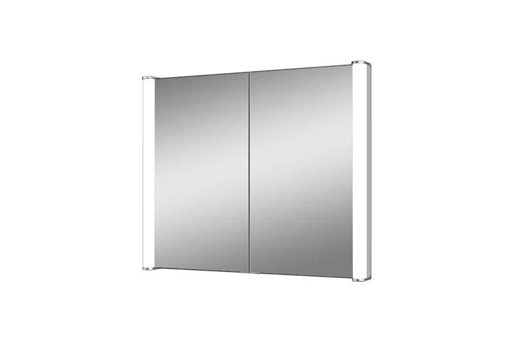 Ace LED Mirror Cabinet Silhouette