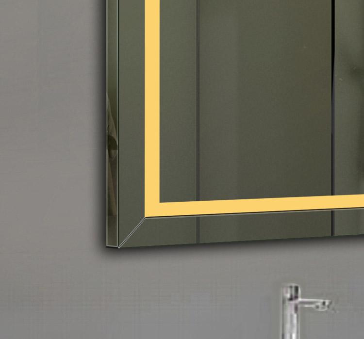 Avaion LED Mirror Detail
