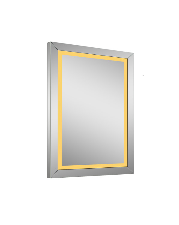 Avaion LED Mirror Silhouette