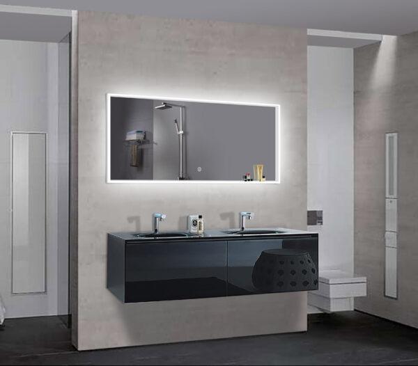 Azure LED Mirror