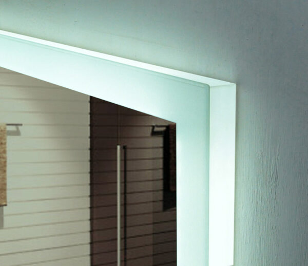Bahama LED Mirror Detail