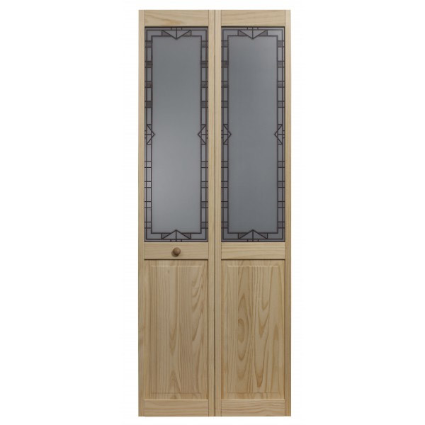 Design Tech Glass Bifold Door - Unfinished