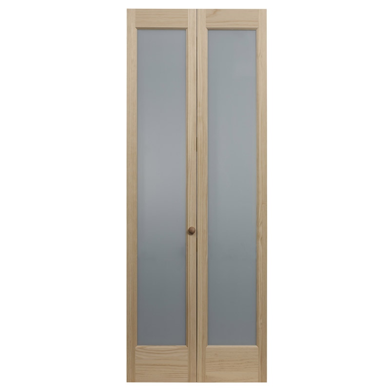 Solid Wood Bifold Interior Doors