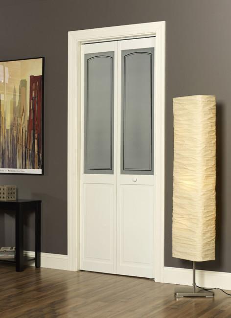 Mezzo Glass Bifold Door