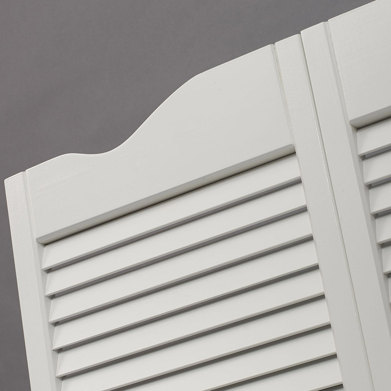 dixieland caf door louvered