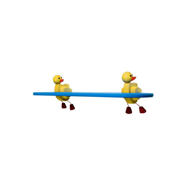 Kinder Touch Double Duck Shelf Kit
