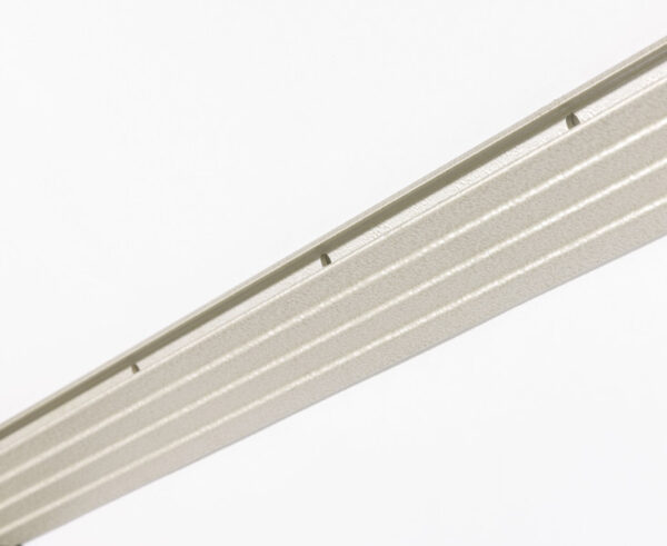 Glace Bracket - Antique White Detail
