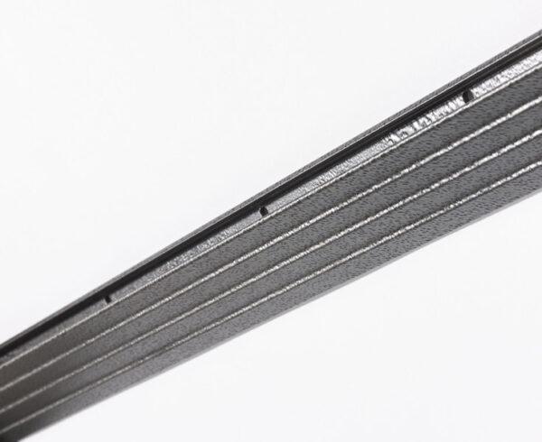 Glace Bracket - Silver Black Detail