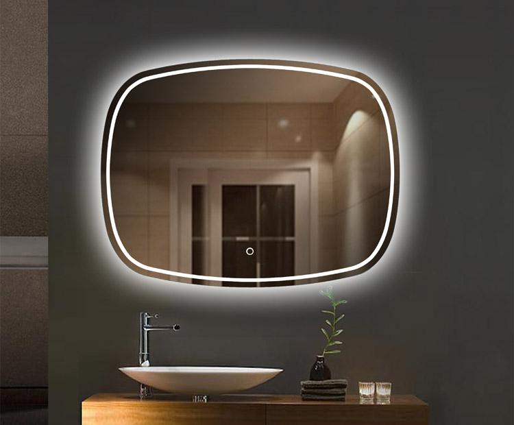 Magnum LED Mirror