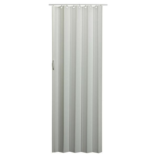 Nuevo Folding Door - White with White Hardware