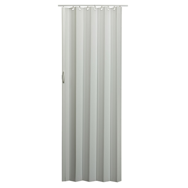 Nuevo Folding Door - White with White Hardware