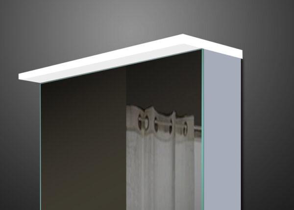 Paseo LED Mirror Detail