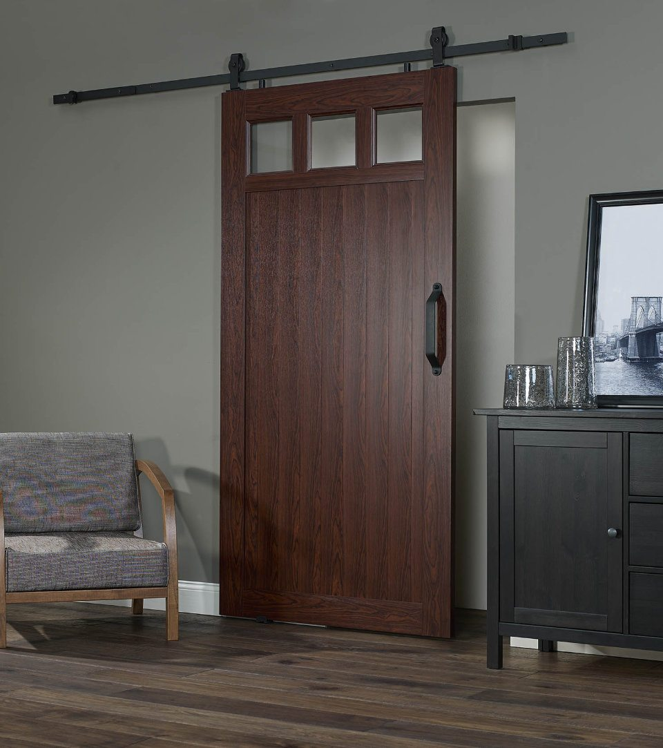 Millbrooke Pvc Barn Door Peppermill Home