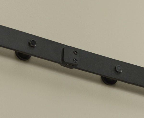 PVC Barn Door Track Extension