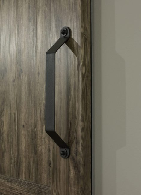 PVC Barn Door Handle