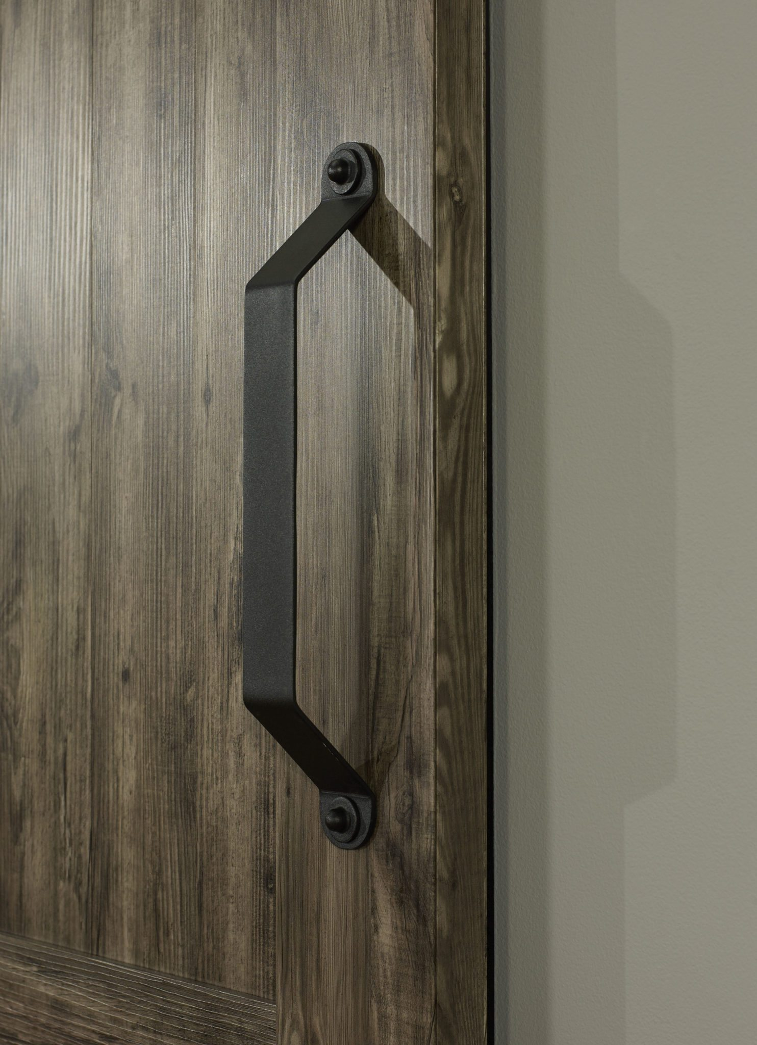 PVC Barn Door Handle