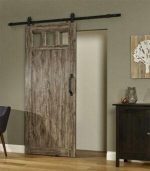 PVC Barn Doors