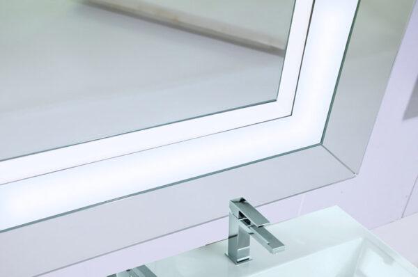 Rio LED Mirror Detail