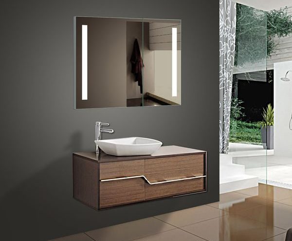 Royale LED Mirror Cabinet