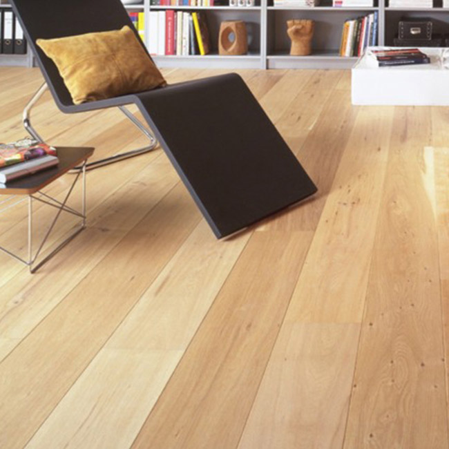 Calista Natural Wood Flooring With Natural Tones - Oak Rustic