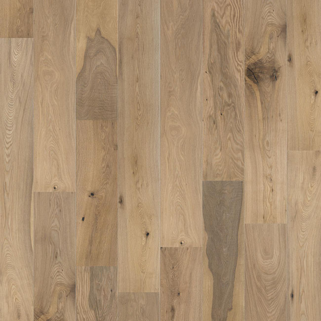 Calista Oak Rustic Smoked Natural Wood Flooring