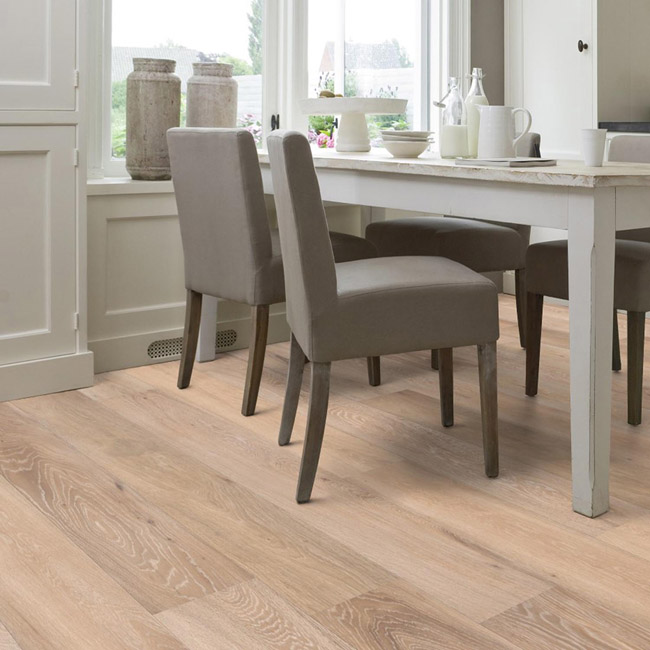 Mediterranee Oak Wood Flooring