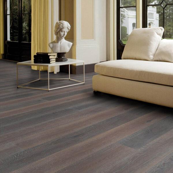 Nebraska Weathered Hardwood Flooring
