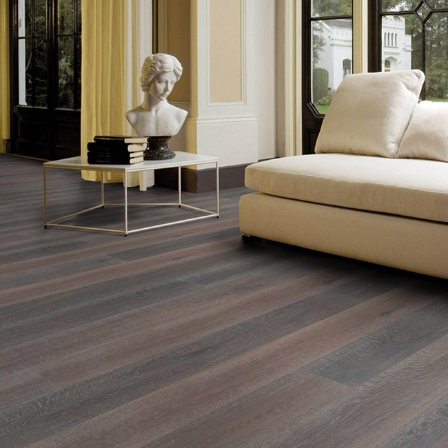 Nebraska Weathered Hardwood Flooring