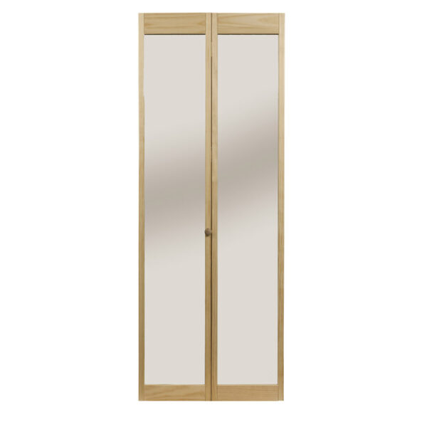 Traditional Mirror Door - Unfinished