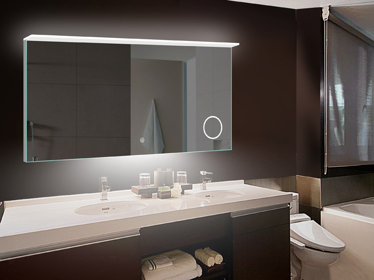 Transit LED Mirror