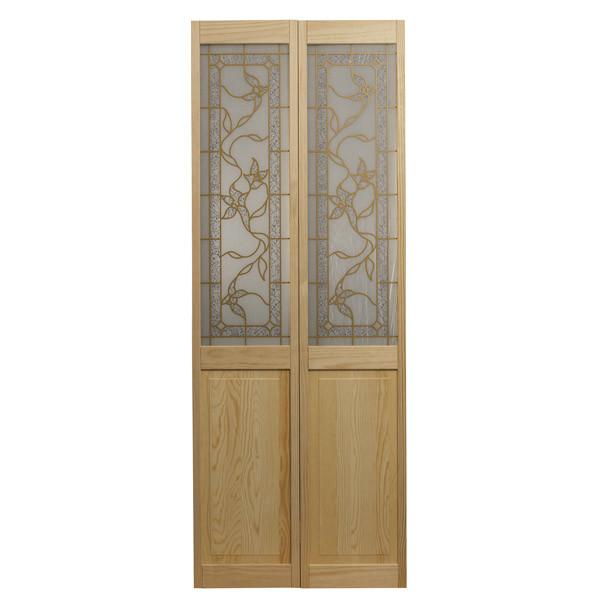Tuscany Bifold Door- Natural