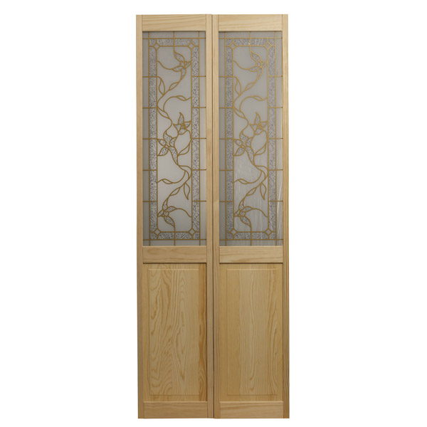 Tuscany Bifold Door- Natural