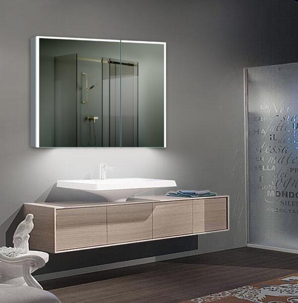 Vienna LED Mirror