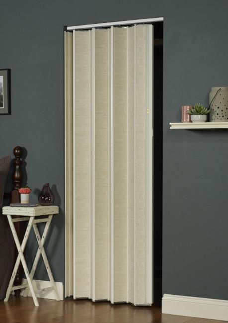 Woodshire Folding Door - Chalk