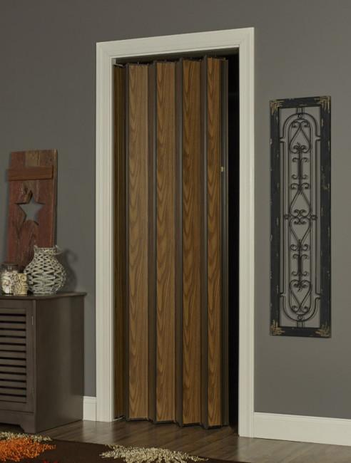 Woodshire Folding Door - Dark Oak